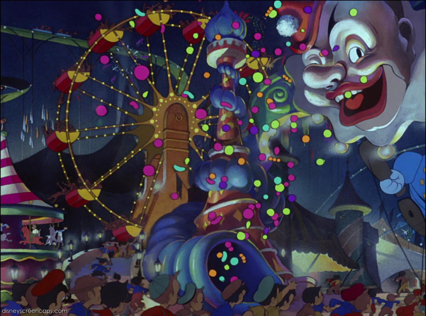 Isla de placer de Disney original