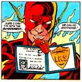 Flash Wally West 0094