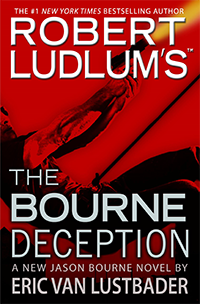 Van Lustbader - The Bourne Deception Coverart