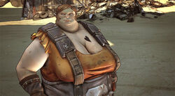BL2 rather large woman