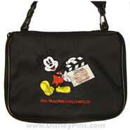 Hollywood Pin Trading Bag