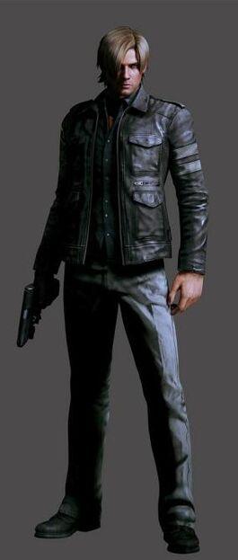 Leon Scott Kennedy (Trama no disponible) 265px-Leon111