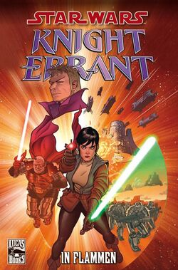 Knight Errant 1 - In Flammen