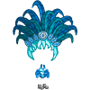 Samba Dancer Costume-icon