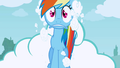 Rainbow Dash scared without wings S1E5