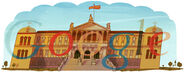 Google 300th Anniversary of Spain's National Library