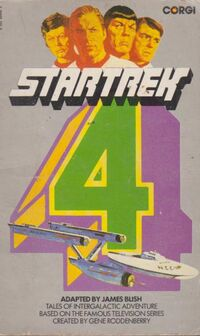 Star Trek 4 (Corgi Books)