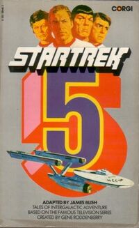 Star Trek 5 (Corgi Books)