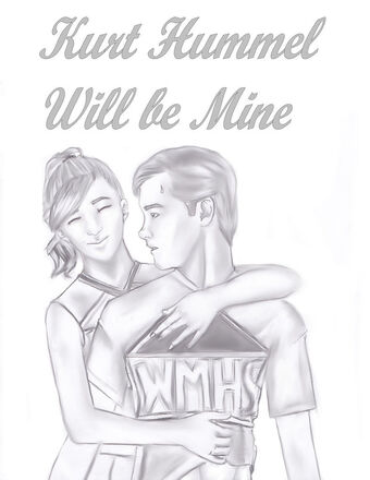 Kurt hummel will be mine by firithnovwen-d2youg9