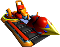 Heroes bobsled