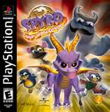 Spyro- year of the dragon