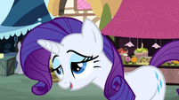Rarity nopony before S2E19