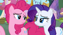 Rarity &amp; Pinkie Pie really S2E19