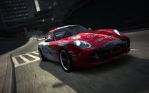 CarRelease Porsche Cayman S Shift
