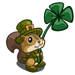 Leprechaun Squirrel-icon