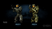 Mark IV Halo 3-Halo 4 comparison