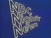 Nbc nightly news a
