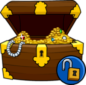 Treasure Chest Costume unlockable icon
