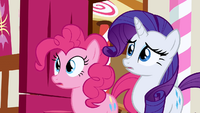 Rarity &amp; Pinkie Pie uh oh! S2E19