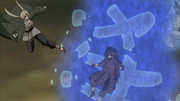 A, Tsunade e Onoki atacam Madara