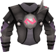 Elite void knight top (Justiciar) detail