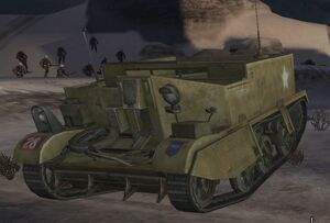Universal Carrier CoD2