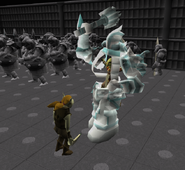 Bandos Avatar Fight
