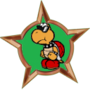Koopa Troopa Badge