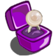 Lighthouse Cove Platinum Pearl Unwither Ring-icon