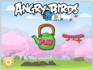 Angry Birds Fuji TV