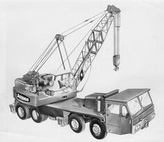 JONES 561M Cranetruck