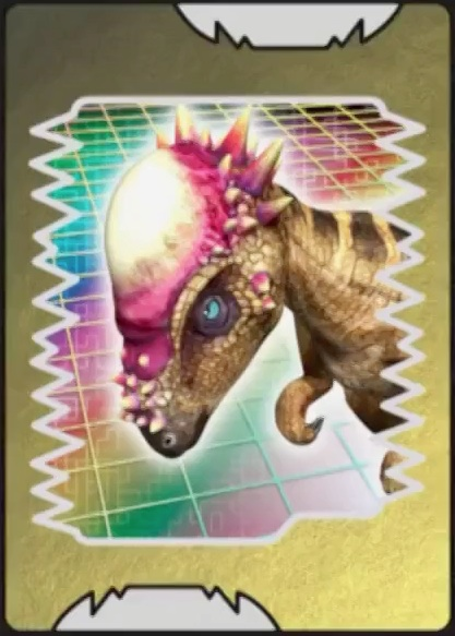 Pachycephalosaurus card 1 jpgDinosaur King Megalosaurus Card