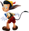 Pinocchio KH3D