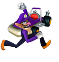Waluigi mkcr