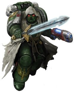Dark Angels -Matt Bradbury
