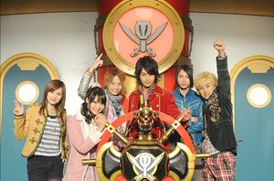 Gokaiger farewell