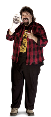 Mick Foley Full