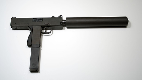 MAC-10 - Gun Wiki