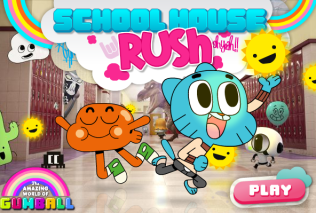 Play School House Rush