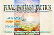 FFTA Title Screen