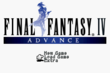 FFIV GBA Title Screen