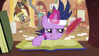 Twilight writing 2 S2E20