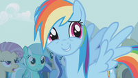 Rainbow Dash It&#39;s fine S1E06