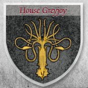 Greyjoy Shield
