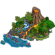 Volcano Reef Stage 9-icon