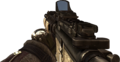 M4A1 Red Dot Sight MW2