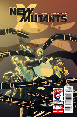 New Mutants Vol 3 39