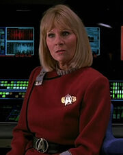 Janice Rand, 2293