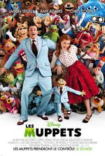 Les Muppets Quebec movie poster