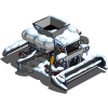 Icy Broken Combine-icon